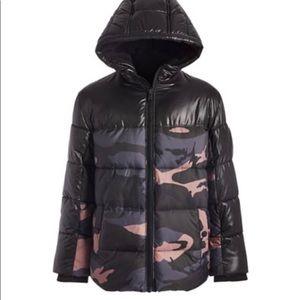 Boys Toddler Michael Kors' Puff Coat